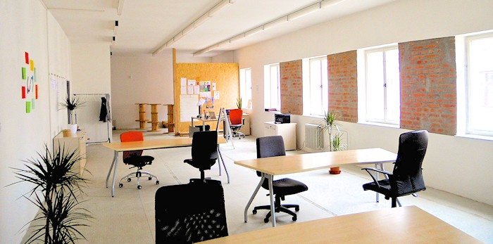 Coworking Center (�esk� Bud�jovice)